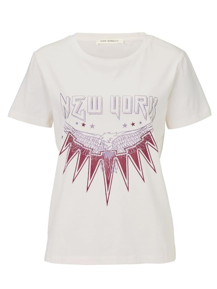Sofie Schnoor T-Shirt, Weiß