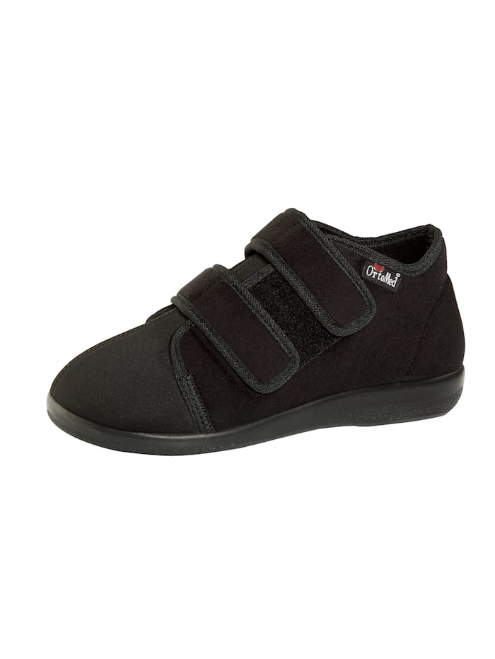 OrthoMed Chaussons, Noir