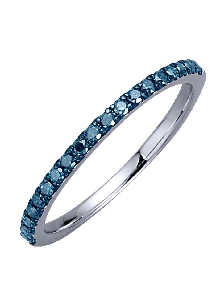 Diemer Memories Memory-ring, Blauw