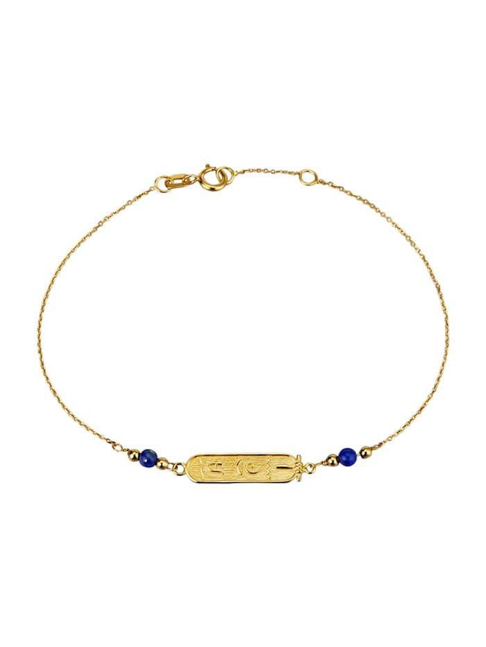 Armband, Geelgoudkleur