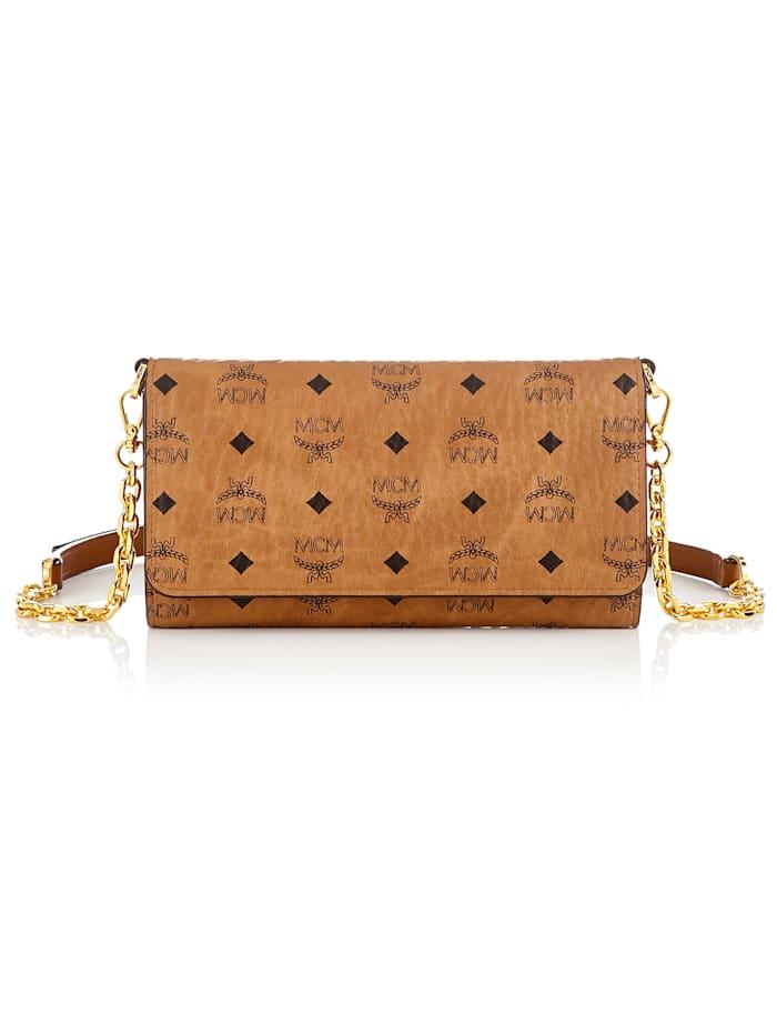 MCM Smartphone-Bag, Cognac