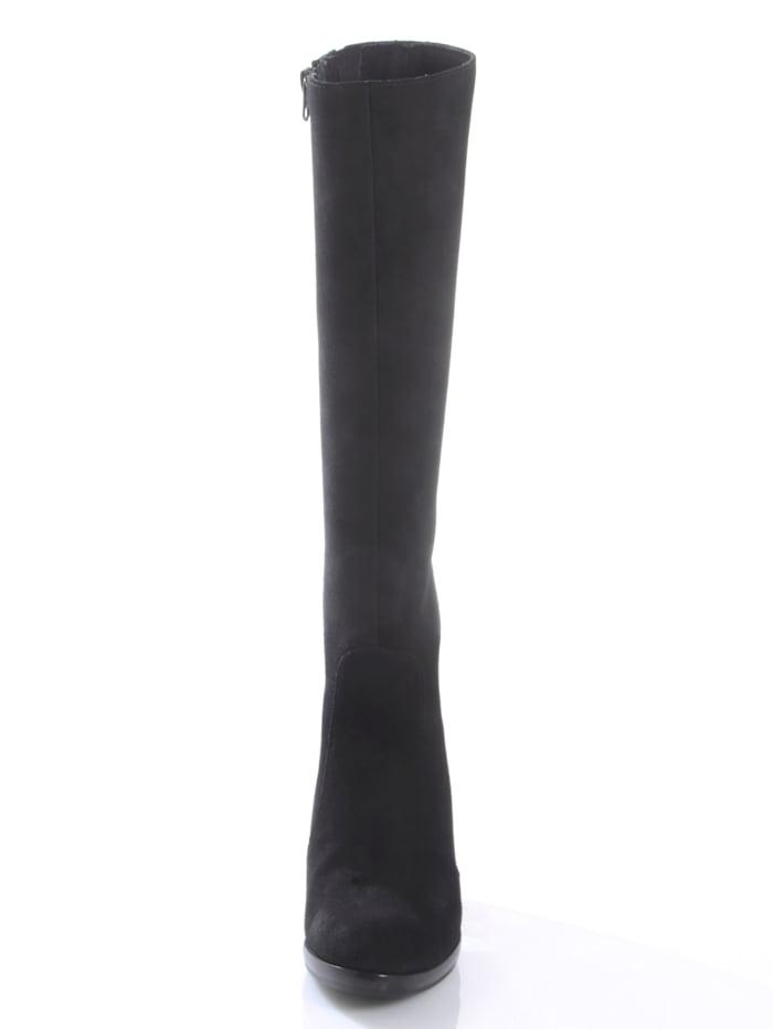 Stiefel aus Rindsleder