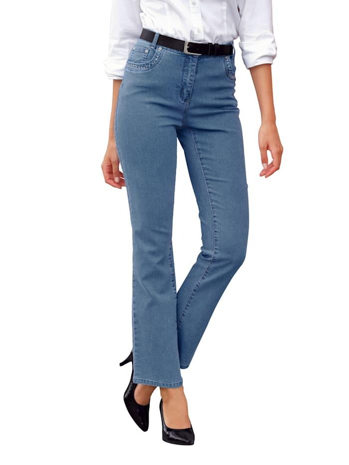 Paola Jeans Geschikt voor automobilisten, Lichtblauw