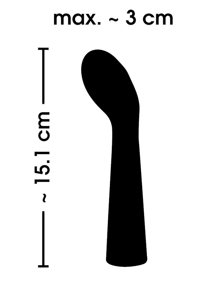 G-Punkt Vibrator Sweet Smile Rechargeable G-Spot, schwarz