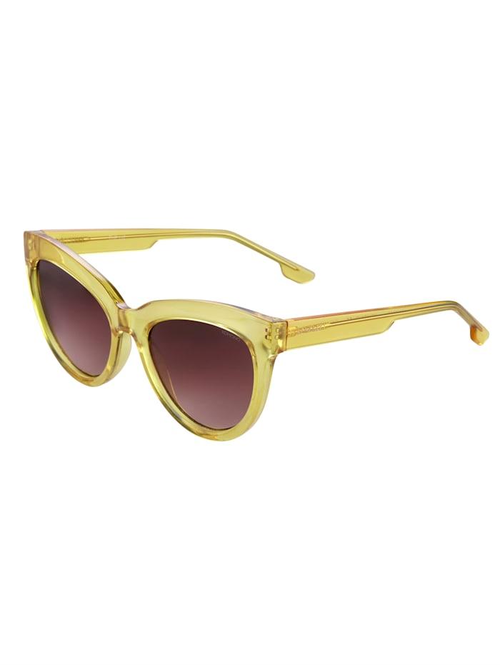 Komono Sonnenbrille, gelb