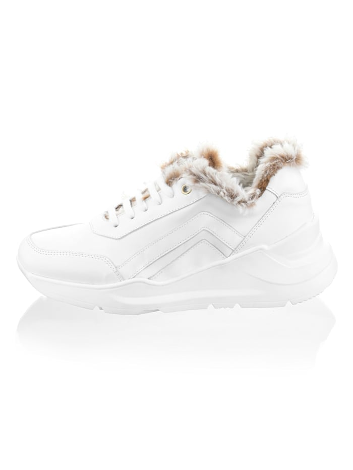 Sneaker in chunky model