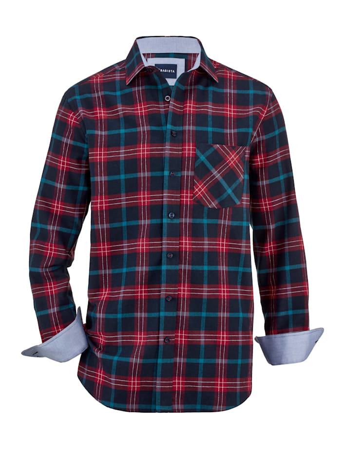 Flanellhemd mit weichem Griff