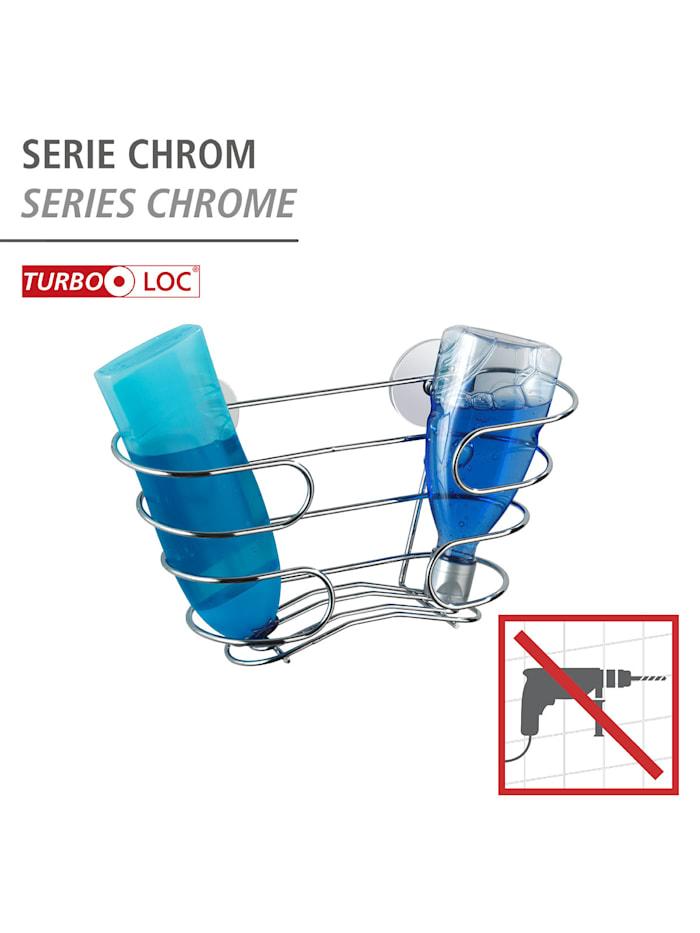 Turbo-Loc® Shampoo-Ablage, Befestigen ohne bohren
