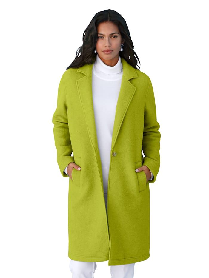 Manteau de coloris fluo vif
