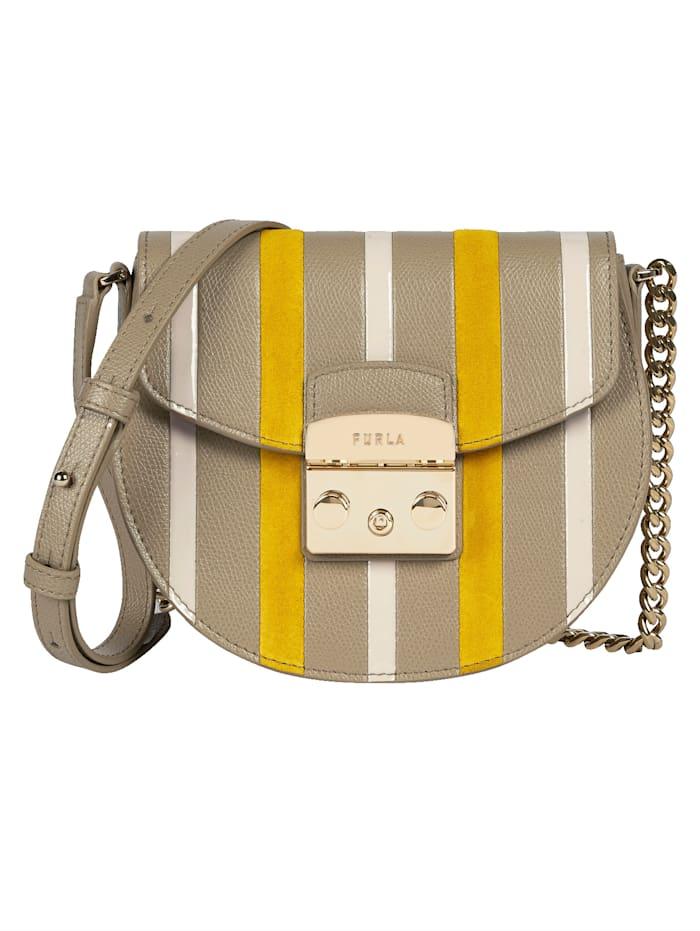 Furla Crossbody-Bag, Creme-Weiß