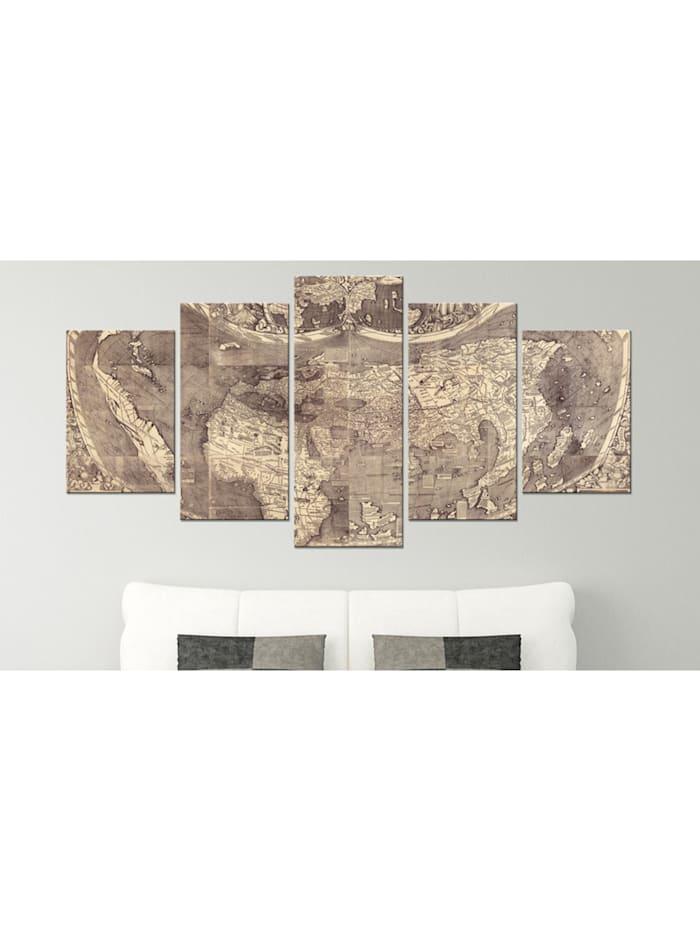 Wandbild Amerigo Vespucci: Discovery of the New World