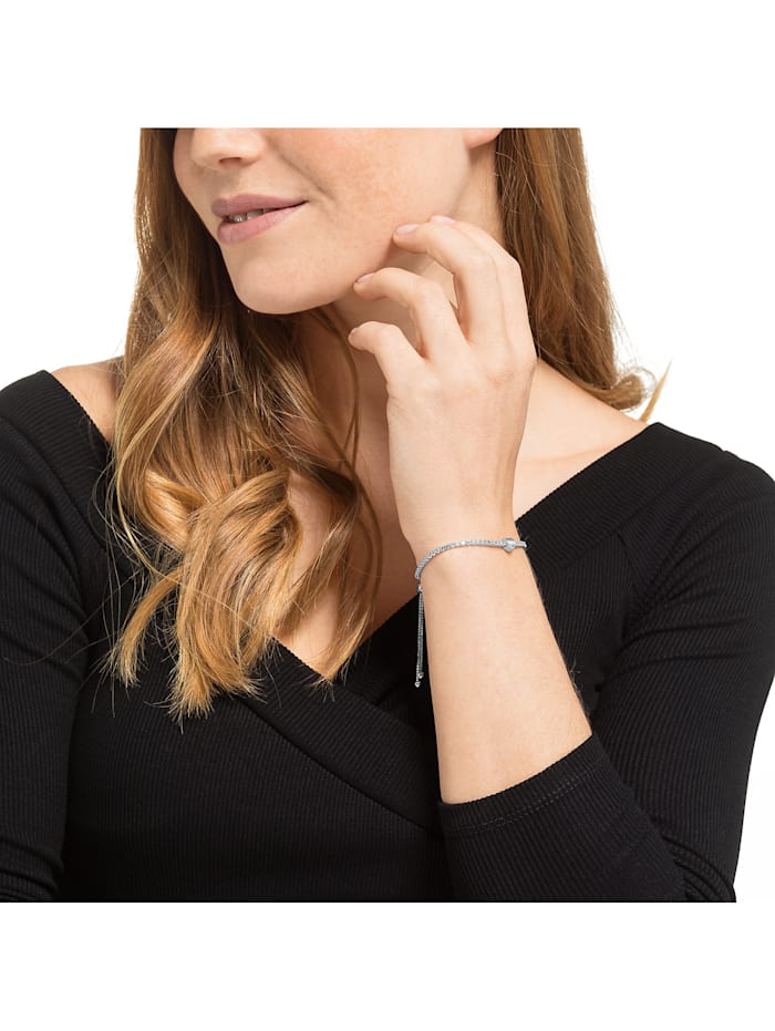 FAVS Damen-Armband Valentin 925er Silber 60 Zirkonia