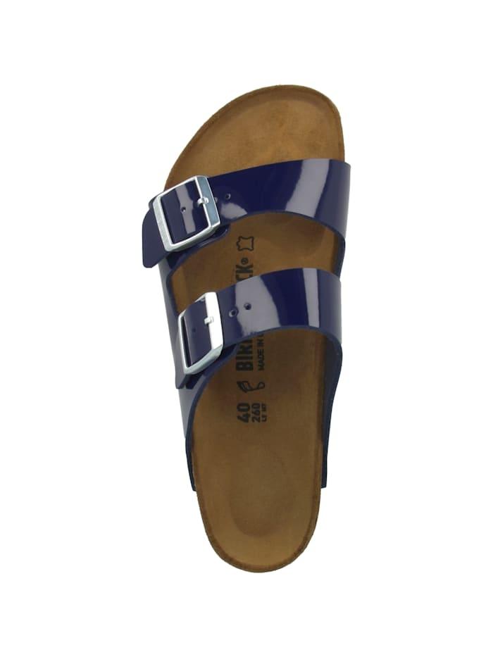 Sandale Arizona Birko-Flor Lack normal