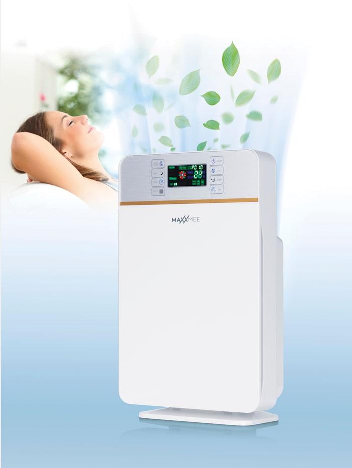 Digitaler Luftreiniger, 6-Stufen-Reinigungsprozess, Fernbedienung
