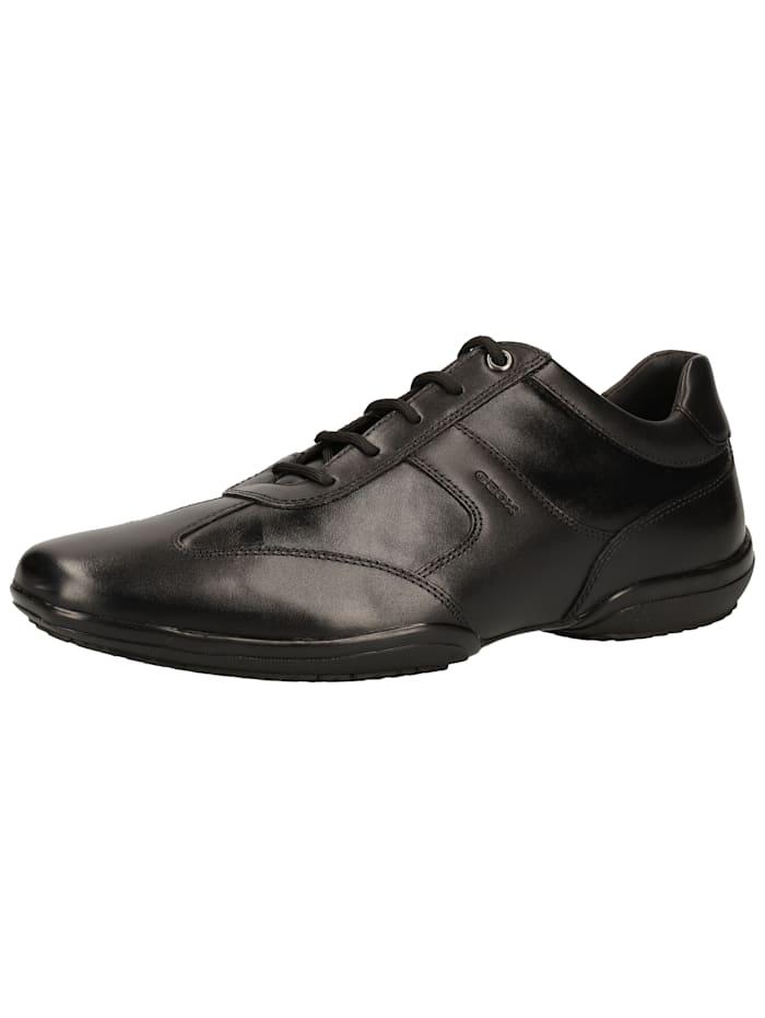 Geox Geox Sneaker, Schwarz
