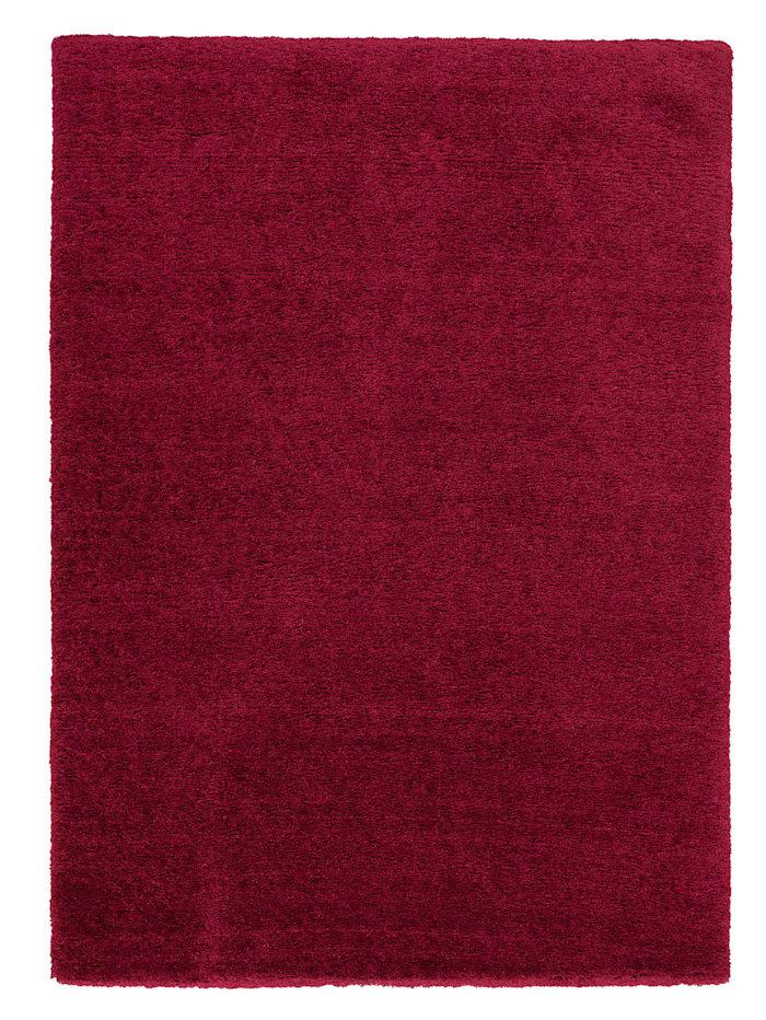 Astra Hochflorteppich Livorno Deluxe, Rot