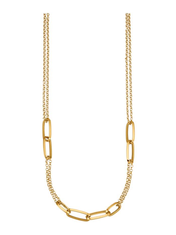 AMY VERMONT Collier van 14 kt. goud, Geelgoudkleur
