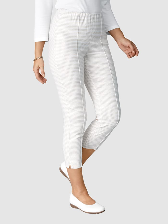 3/4-broek in Lotta Slim model