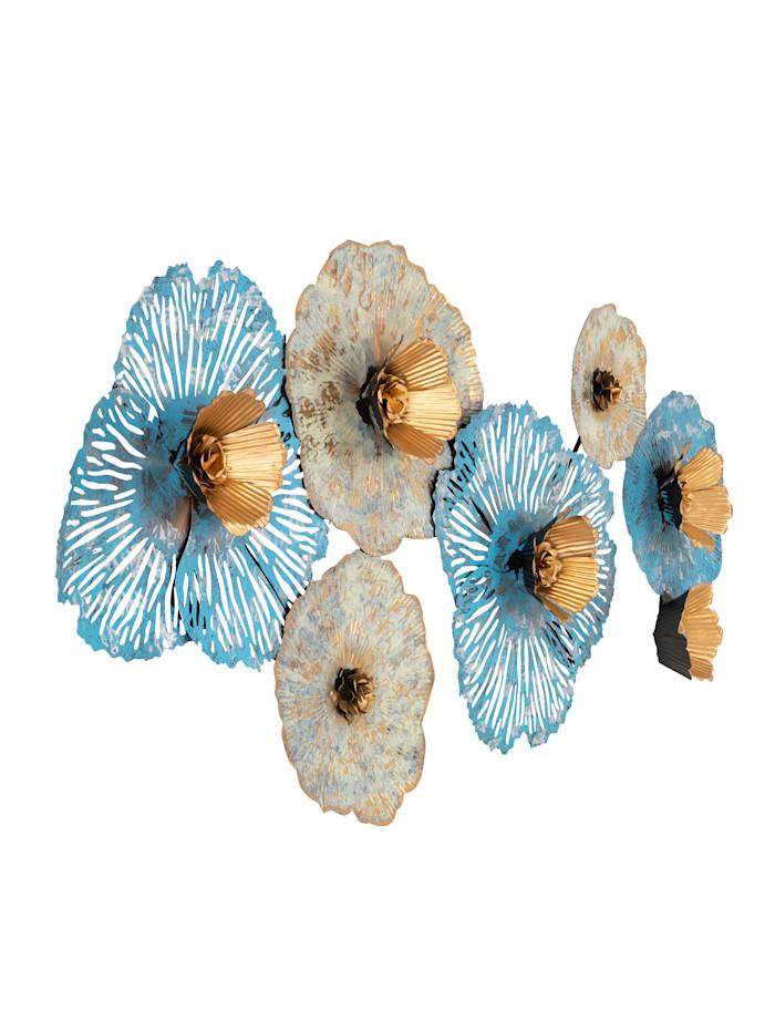 Wand-Deko, Blüten