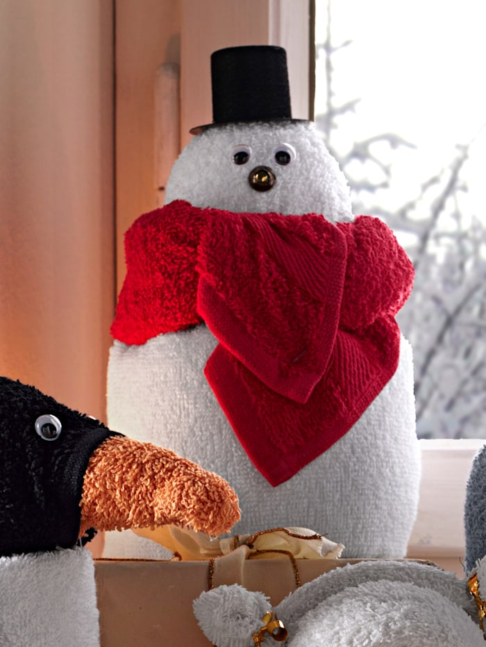 Gavesett «Snømann»