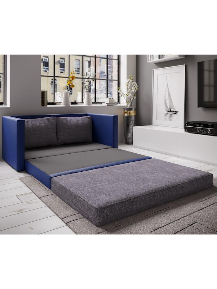 """2er Couch mit Schlaffunktion """"Casula"""""""