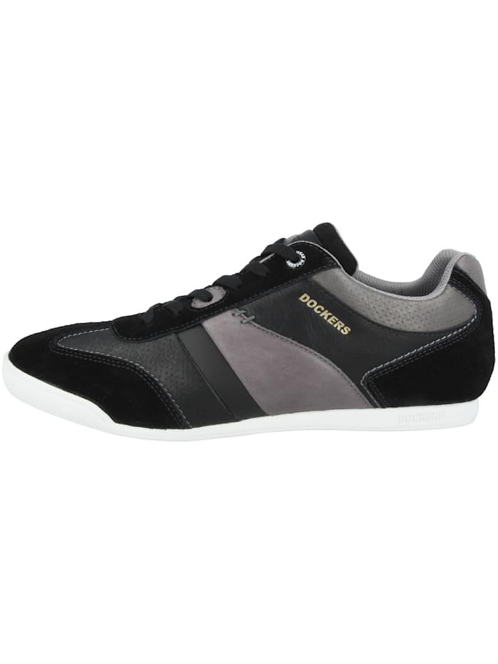 Dockers Sneaker low 28PE023, schwarz