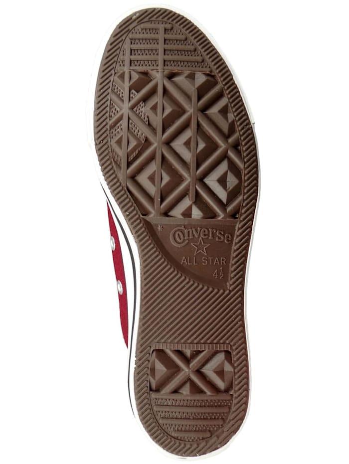 Converse sneaker Chucks M9691C Maroon Weinrot Chuck Taylor All Star OX, Weinrot