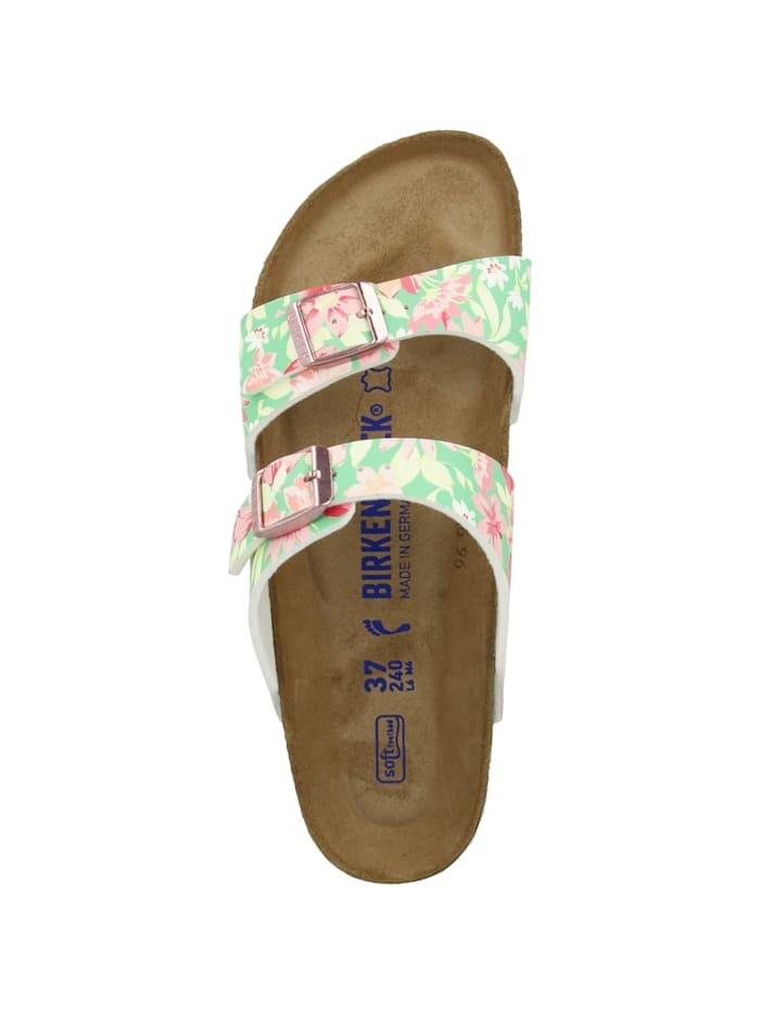 Sandale Sydney SFB Birko-Flor Weichbettung Schmal