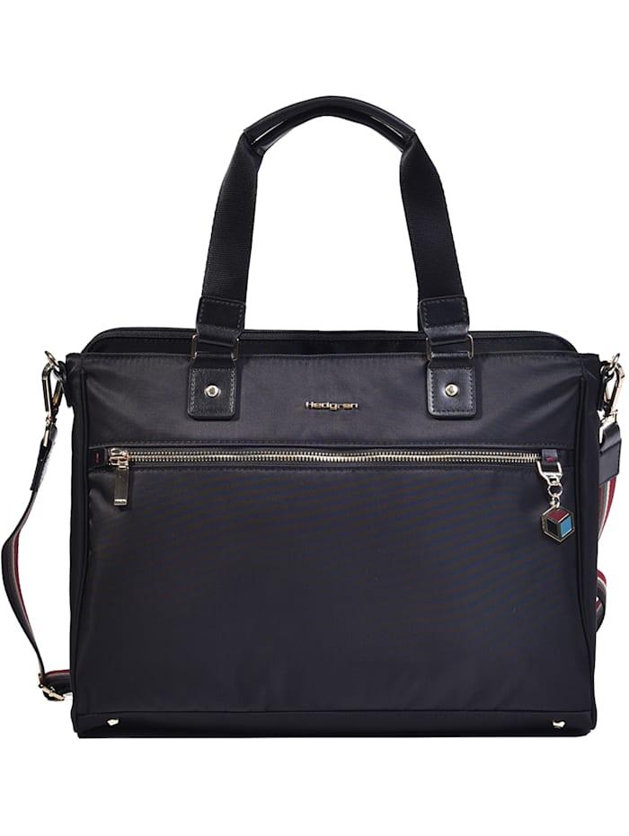 Hedgren Charm Allure Appeal L Aktentasche 35 cm Laptopfach, special black