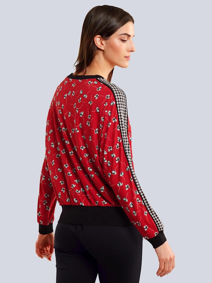Blusenshirt im tollen Blumendruck