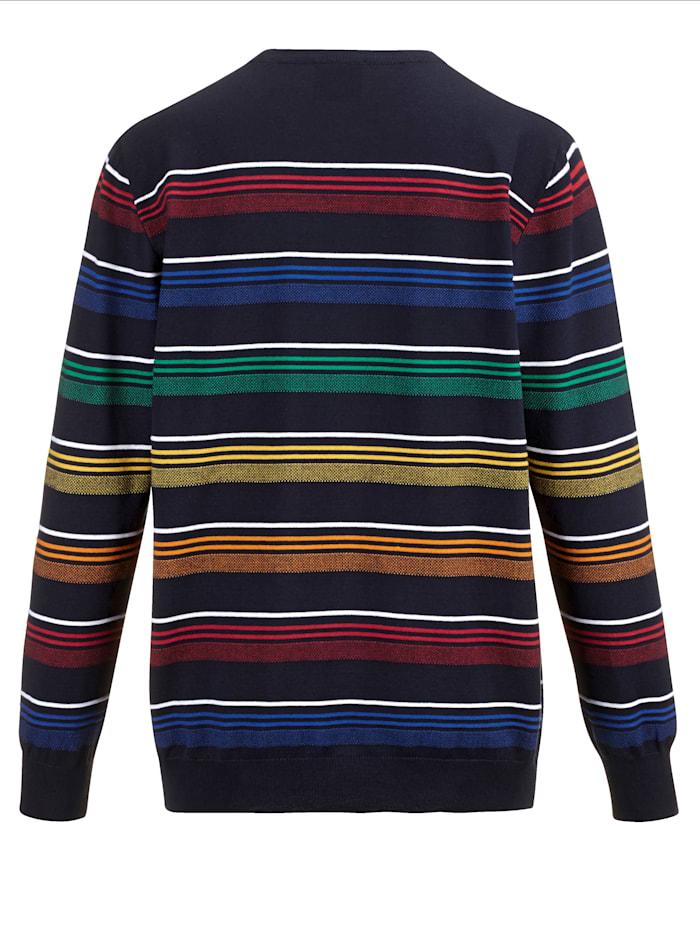Pullover mit feiner Struktur