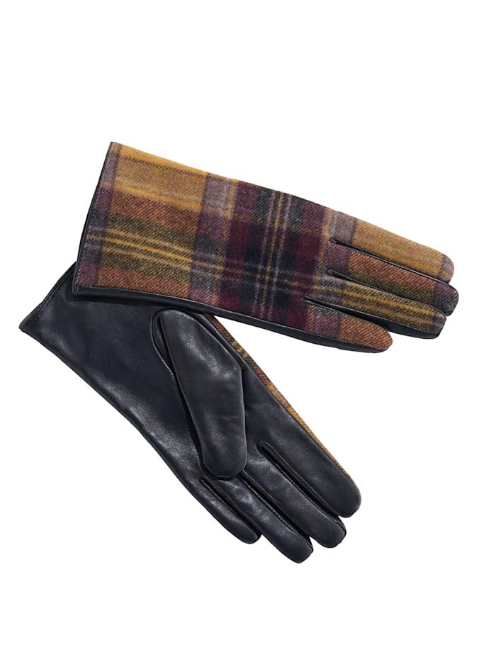 Unmade Copenhagen Handschuhe, gelb