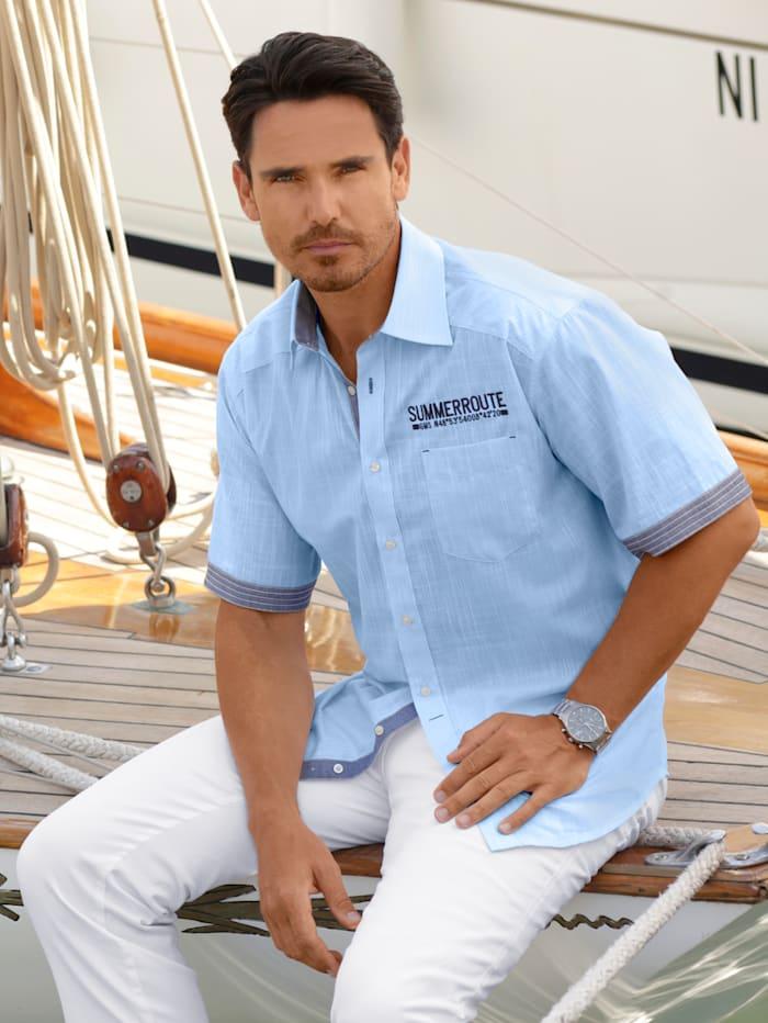Hemd in leichter Qualität