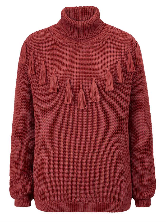 SIENNA Pullover, Orange