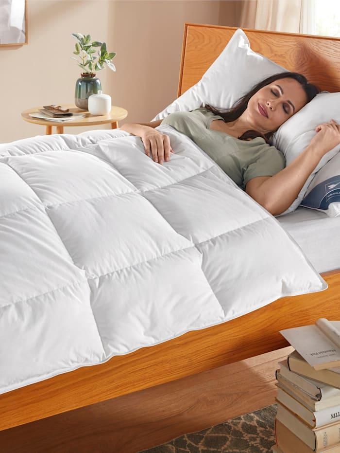 Daunen- & Federn Bettenprogramm 'Körperform'