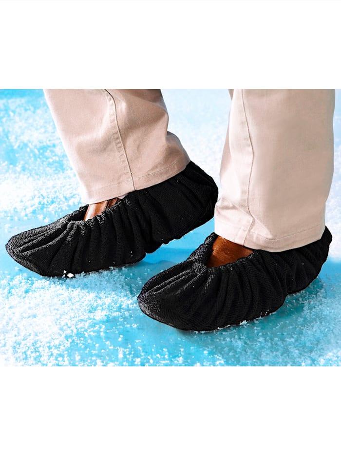 Wenko Halkskyddande skoöverdrag, Svart