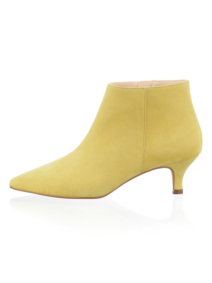 Ankle-Boot in bestechender Farbe