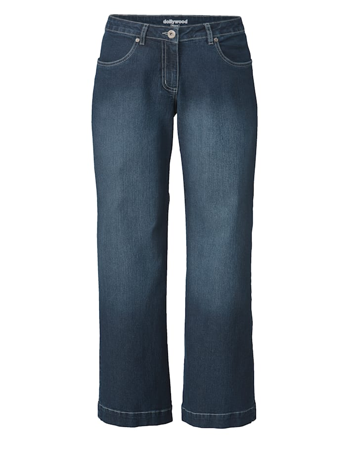 Flare Cut Jeans Nora