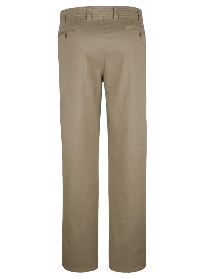 Pantalon à poches arrondies
