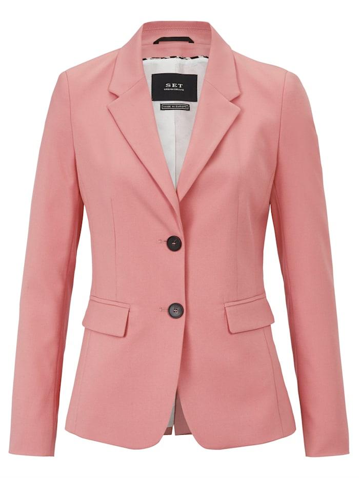 SET Blazer, Rosé
