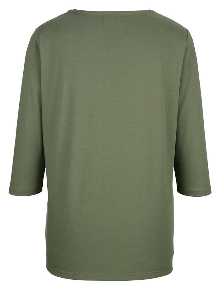 Helmikoristeltu paita