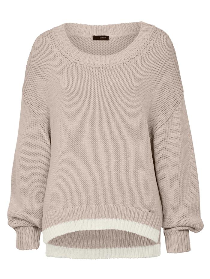 CINQUE Pullover, Beige