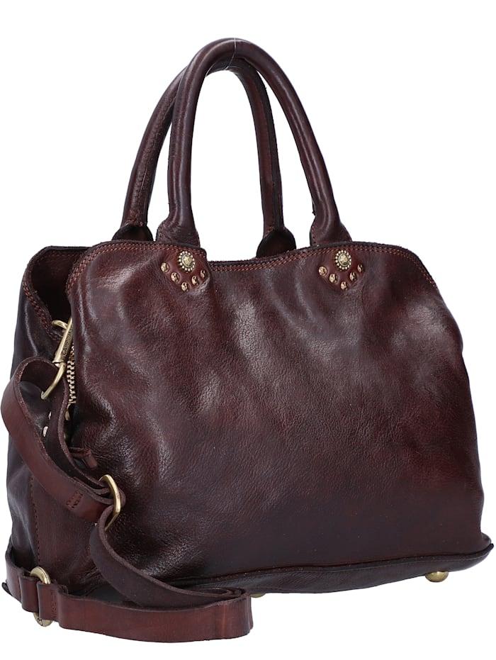 Handtasche Leder 28 cm