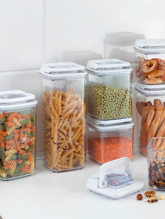 4 boîtes de stockage pour épices