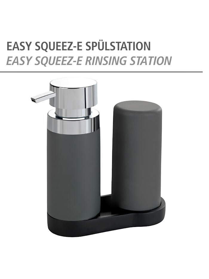 Easy Squeez-e Spülstation Grau
