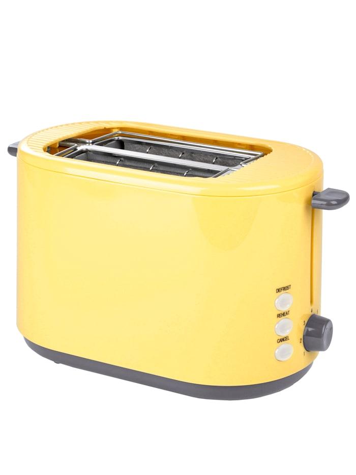 Automatik-Toaster SC TO 1080.1, gelb