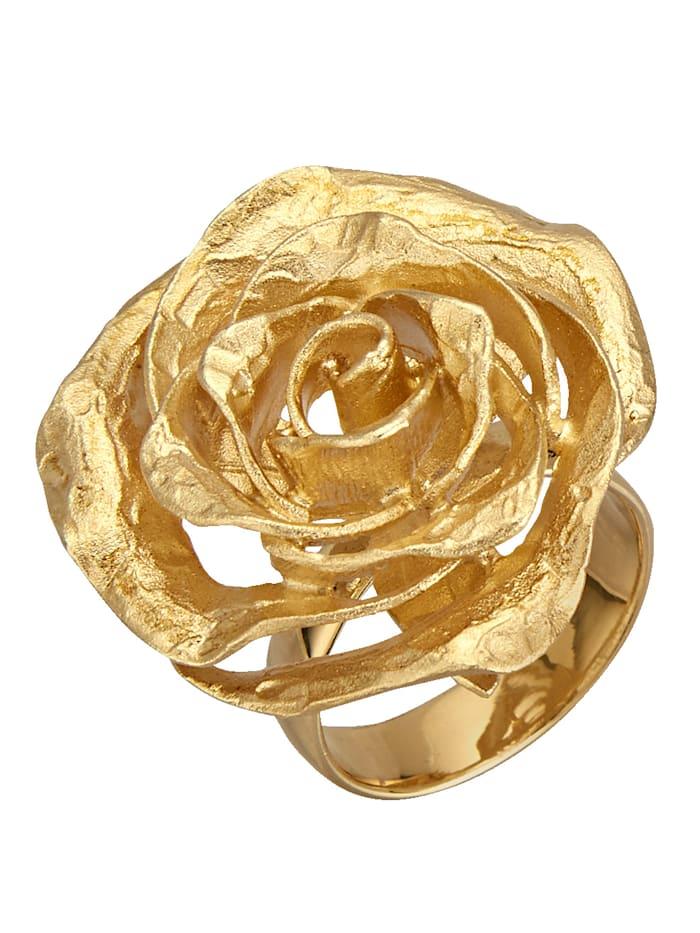 Diemer Silber Ruususormus, Keltakullanvärinen