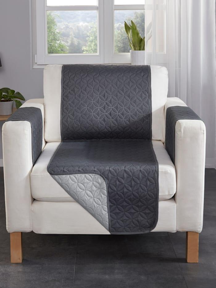 Webschatz Möbelskyddsserie, silvergrå