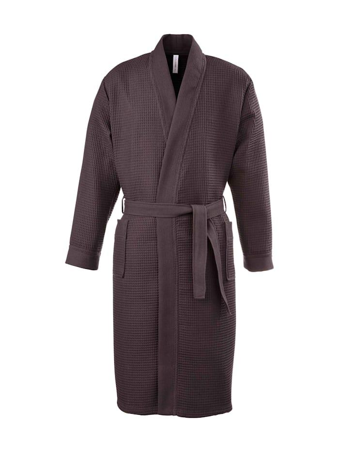 Piquée Kimono Länge 120cm