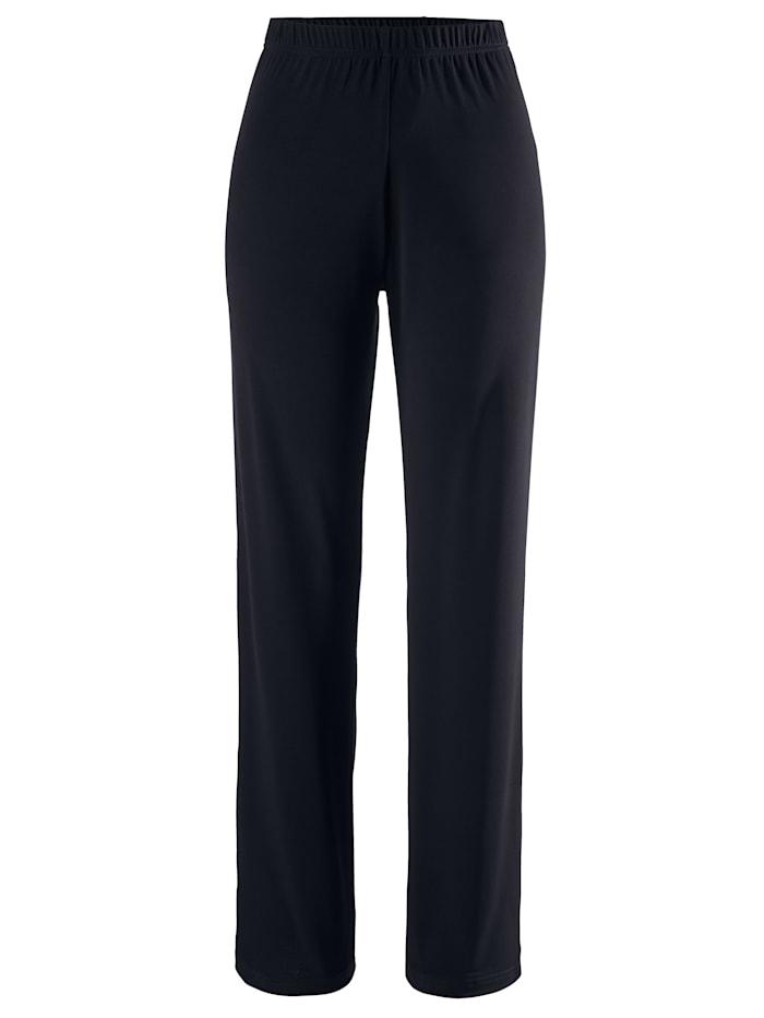 Pantalon slinky à taille entièrement extensible
